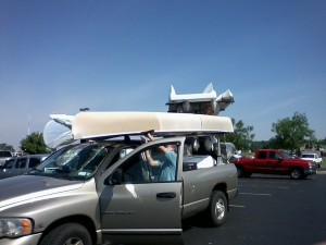 Canoe Carrier Service