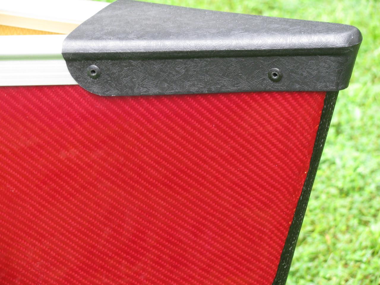 Red kevlar color option